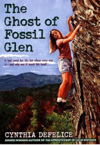 Fossil Glen book cover