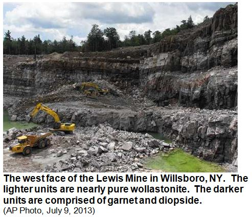 lewis mine 1