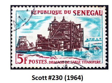 titanium stamp